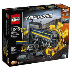 Technic Bucket Excavator 2in1 42055