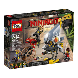 LEGO Ninjago Movie Piranha Attack 70629 brickskw bricks kw kuwait online