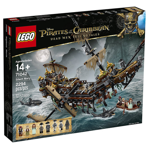 LEGO Pirates of the Caribbean Silent Mary 71042-1