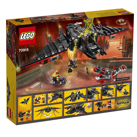LEGO®BATMAN MOVIE The Batwing 70916-2