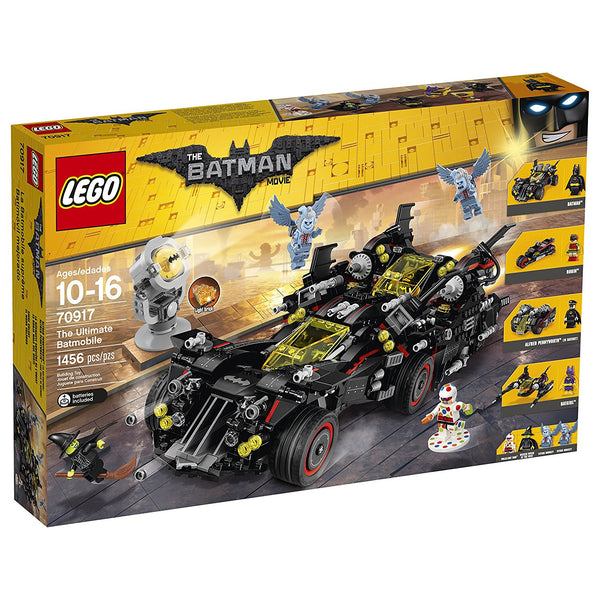 LEGO®BATMAN MOVIE The Ultimate Batmobile 70917