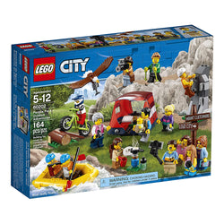 LEGO City People Pack – Outdoors Adventures 60202 brickskw bricks kw kuwait online