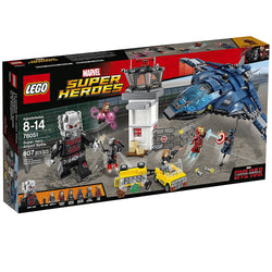 LEGO Super Heroes Super Hero Airport Battle 76051 brickskw bricks kw kuwait