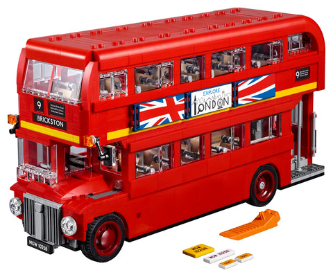 Creator London Bus 10258-3