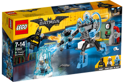 LEGO®BATMAN MOVIE Mr. Freeze Ice Attack 70901