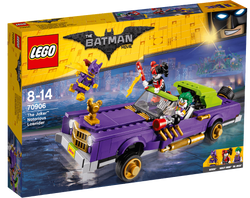 THE LEGO®BATMAN MOVIE The Joker Notorious Lowrider 70906