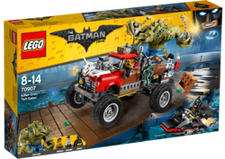 LEGO®BATMAN MOVIE Killer Croc Tail-Gator 70907