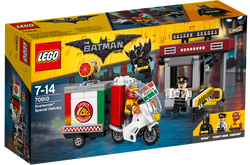 LEGO®BATMAN MOVIE Scarecrow Special Delivery 70910