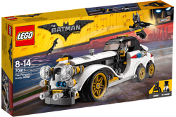 LEGO®BATMAN MOVIE The Penguin Arctic Roller 70911