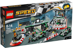 Lego Speed Champions MERCEDES AMG PETRONAS Formula One™Team 75883 brickskw bricks kw kuwait