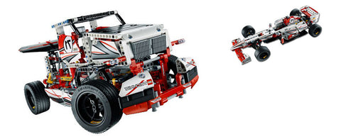 Technic Grand Prix Racer 42000-4