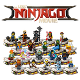 THE LEGO NINJAGO MOVIE Minifigures 71019 brickskw bricks kw kuwait online