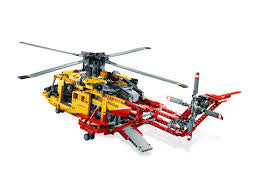 Technic Helicopter 9396-3