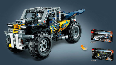 Technic Action Quad 42034-4