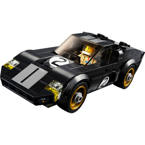 Speed Champions 2016 Ford GT & 1966 Ford GT40 75881-3