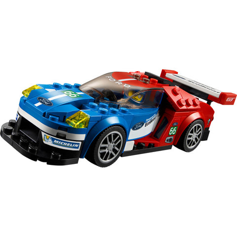 Speed Champions 2016 Ford GT & 1966 Ford GT40 75881-4