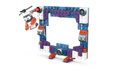 Construx Inventions Space Brick 5in1-6