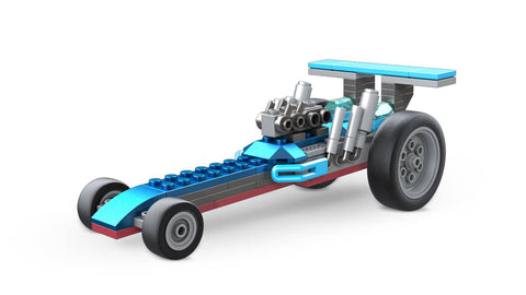 Construx Inventions Wheels Pack 10in1-3