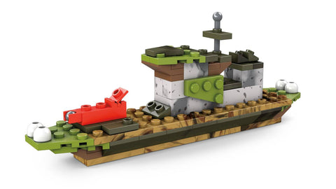 Construx Inventions Camo Brick 5in1-4