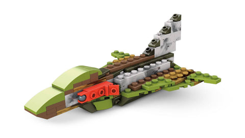 Construx Inventions Camo Brick 5in1-3