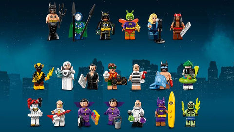 LEGO®BATMAN MOVIE Minifigures Series 2 71020-2