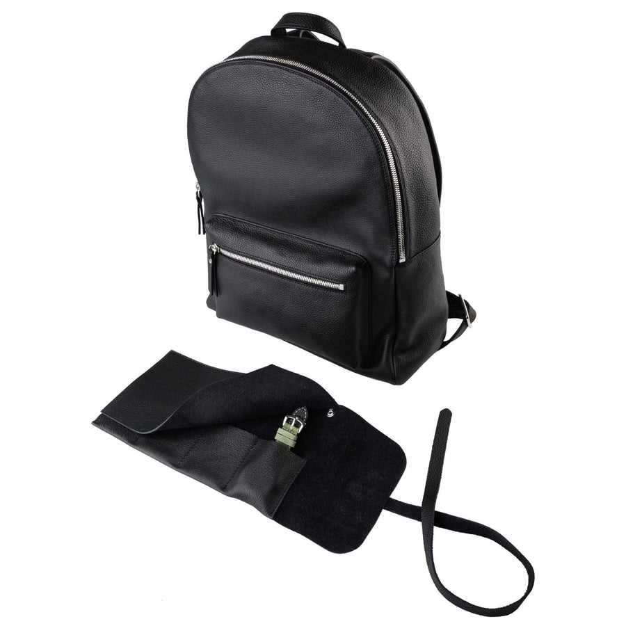 Casati - Milano Backpack Black Backpack