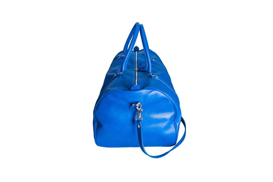 Casati - Milano Duffel Bag Light Blu Duffel Bag