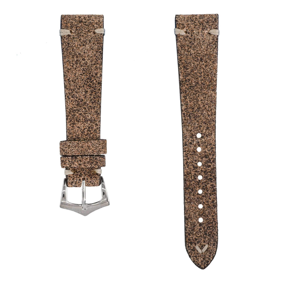 Milano Straps Brow Vintage Leather strap Limited Edition