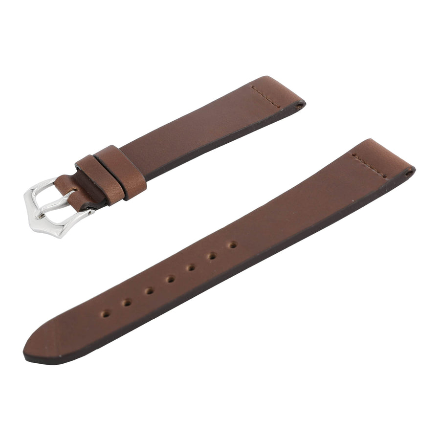 Milano Straps Leather strap Brown Vintage Leather Watch Strap