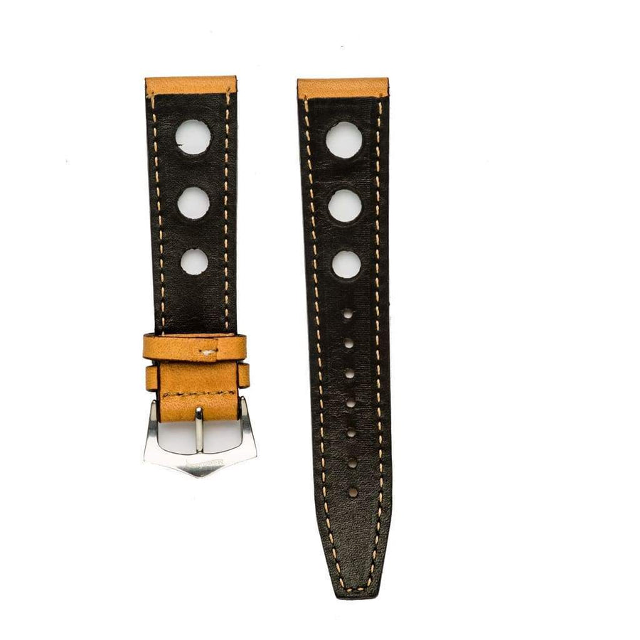 Milano Straps Leather strap Natural