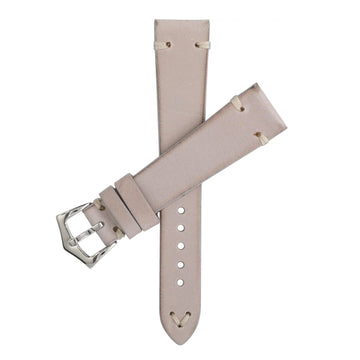 Milano Straps Leather strap Toupe Leather Vintage Watch Strap