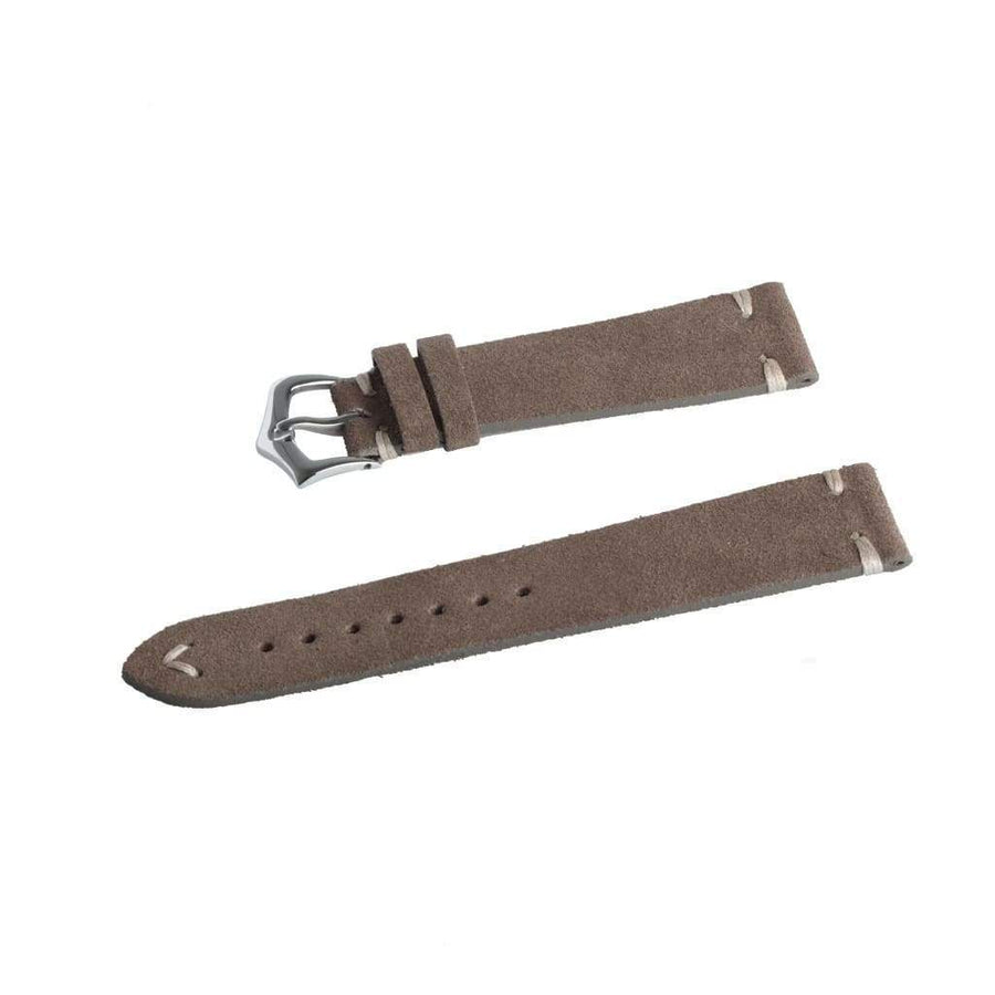 Milano Straps Leather strap Toupe Vintage Leather Watch Strap