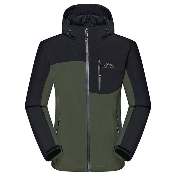Thick Softshell Jackets