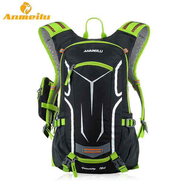 18L Backpack + 2L Water Bag