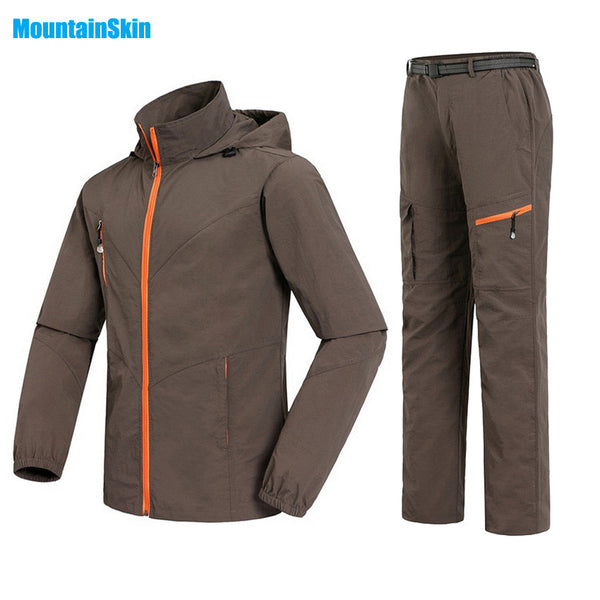 Quick Dry Breathable Jackets & Pants