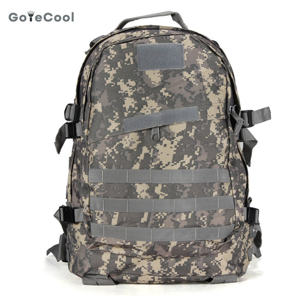 55L Camping expedition backpack