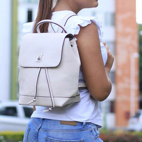 Bolso LV Blanco Cream (Morral)