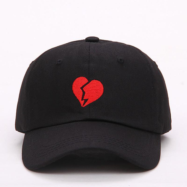 Broken Heart Hat