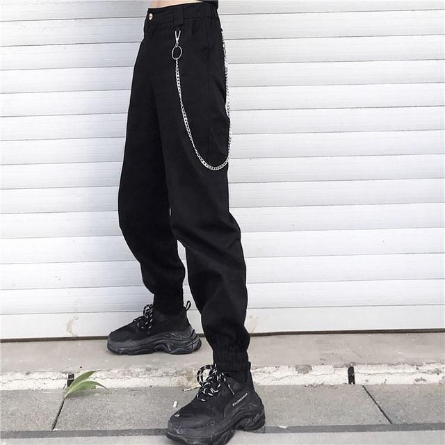 Chain Work Joggers