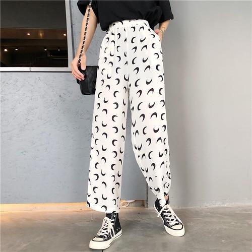 Crescent Moon Pants