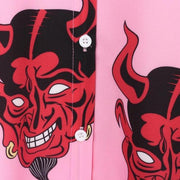 Devil Short Sleeve Shirt