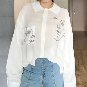 Double Faced Shirt