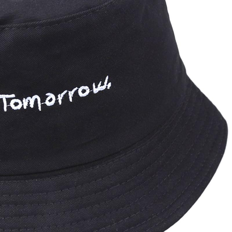 """F*** Tomorrow"" Bucket Hat"