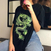 Green Dragon Tee