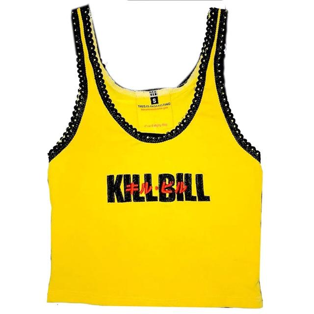 """Kill Bill"" Top"