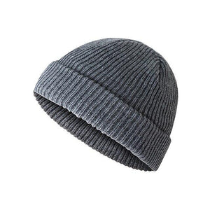 Knitted Fisherman Beanie