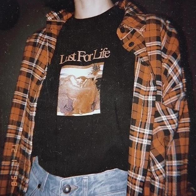 """Lust for Life"" Tee"