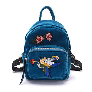 Mini Roses Backpack