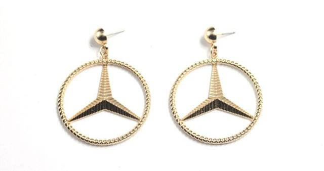 Moto Earrings