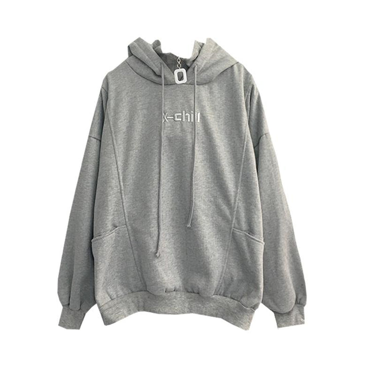 Oversize X-Chill Hoodie